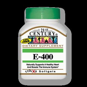 ویتامین E 400 21 سنتری