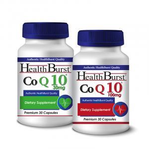 کپسول کوآنزیم کیوتن هلث برست