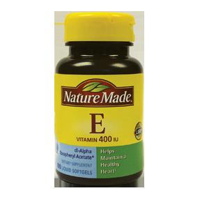 ویتامین E نیچرمید