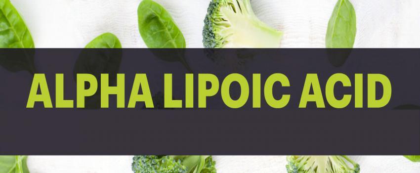 آلفا لیپوئیک اسید