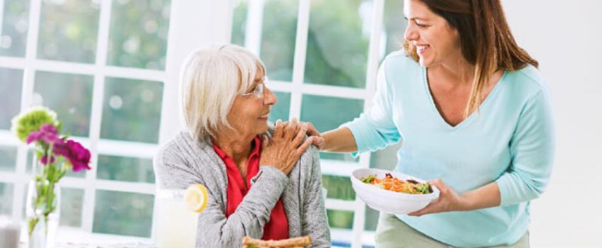 تغذیه و رژیم غذایی سالمندان