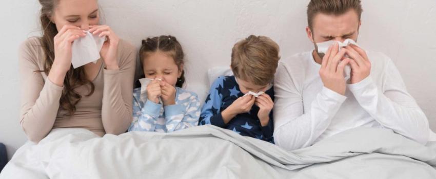 چگونه از ابتلا به آنفولانزا پیشگیری کنیم؟