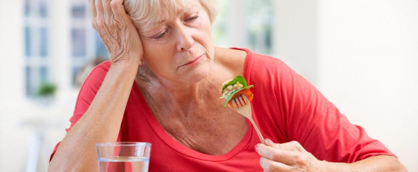 سالمندان و دریافت ناکافی مواد غذایی